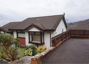 Thumbnail 2 bedroom semi-detached bungalow for sale in Edison Crescent, Clydach