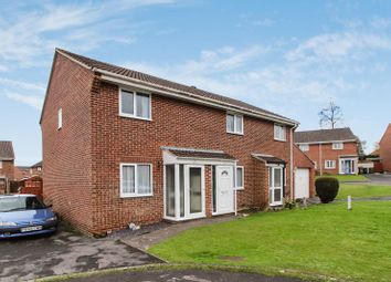 Thumbnail 2 bed end terrace house for sale in Blagrove Close, Street