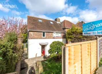 Thumbnail 5 bed semi-detached house to rent in Moulsecoomb Way, Brighton, East Sussex