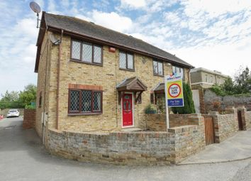 Thumbnail 3 bed semi-detached house for sale in Monkton Road, Minster, Ramsgate