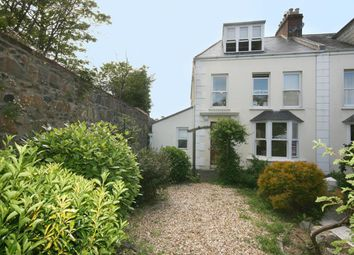 Thumbnail 4 bed semi-detached house for sale in Queens Road, St. Peter Port, Guernsey