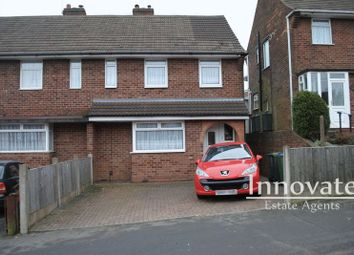 Thumbnail 3 bedroom semi-detached house to rent in Hanover Road, Rowley Regis