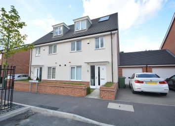 Thumbnail 3 bed semi-detached house for sale in Kenny Avenue, Nottingham