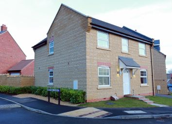 Thumbnail 4 bed detached house for sale in Aldwinckle Road, Burton Latimer