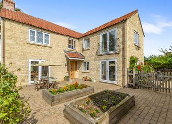Thumbnail 4 bedroom detached house for sale in Main Street, Swarby, Sleaford