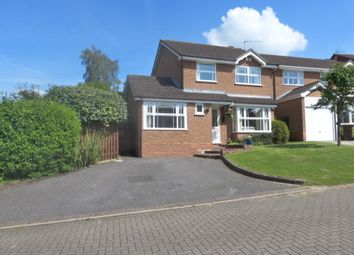 Thumbnail 3 bed detached house to rent in Lime Avenue, Buckingham