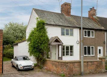 Thumbnail 2 bed cottage for sale in Melton Road, Burton-On-The-Wolds, Loughborough