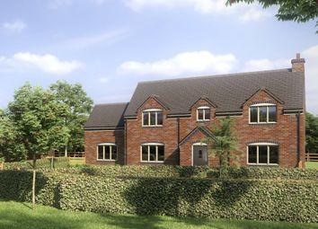 Thumbnail 4 bedroom detached house for sale in Drayton Lane, Drayton Bassett, Tamworth