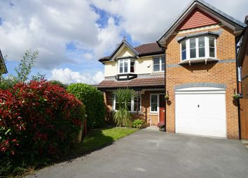 Thumbnail 4 bed detached house for sale in Newbeck Close, Horwich, Bolton
