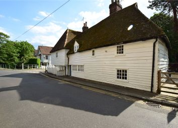 Thumbnail 1 bed end terrace house for sale in Lion Cottages, High Street, Farningham, Kent