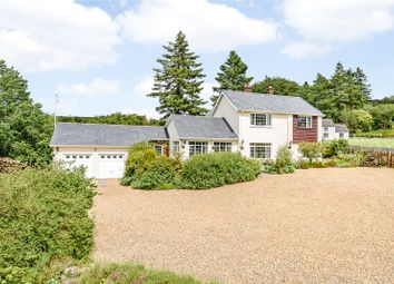 Thumbnail 4 bed detached house for sale in Van, Llanidloes, Powys