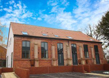 Thumbnail 3 bed terraced house for sale in Globe Lane, Blofield, Norwich, Norfolk