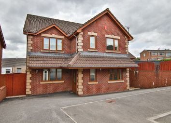 Thumbnail 6 bed detached house for sale in Amelia Close, Pant, Merthyr Tydfil