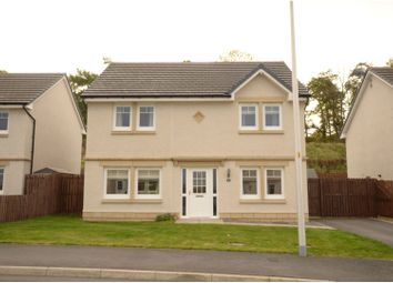 Thumbnail 4 bed detached house for sale in Orchid Avenue, Inverness