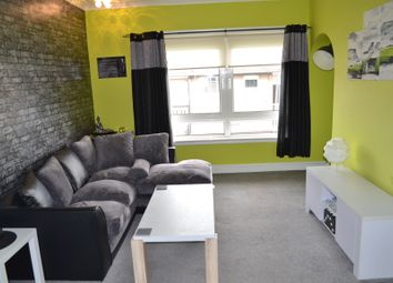 Thumbnail 1 bed flat for sale in Senga Crescent, Bellshill