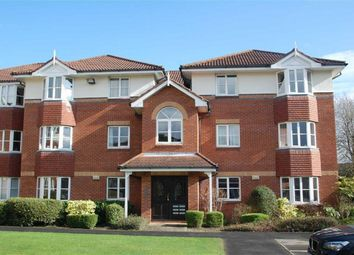 Thumbnail 1 bed flat to rent in Ringstead Drive, Wilmslow