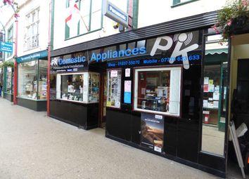 Thumbnail Retail premises for sale in The Arcade, Fore Street, Okehampton