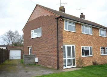 Thumbnail 3 bedroom semi-detached house for sale in Link Way, Arborfield Cross, Reading