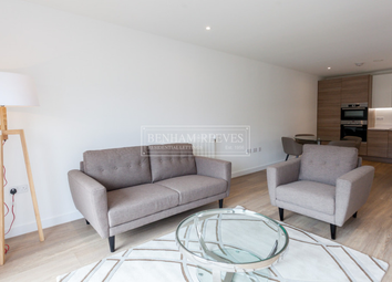 Thumbnail 2 bed flat to rent in Ashton Reach, Surrey Quays