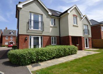 Thumbnail 2 bedroom flat for sale in Langmeads Close, East Preston, Littlehampton