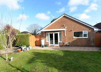 Thumbnail 3 bed detached bungalow for sale in Queens Grove, Ashley, New Milton