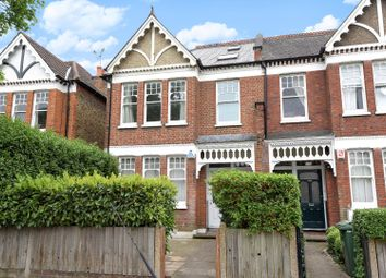 Thumbnail 3 bed maisonette for sale in Weir Road, London