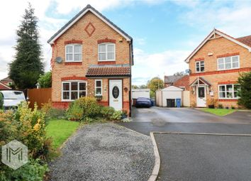 Thumbnail 3 bed detached house for sale in Sesame Gardens, Irlam, Manchester
