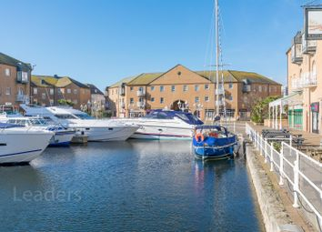 Thumbnail 1 bed flat for sale in The Octagon, Brighton Marina Village