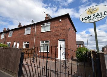 Thumbnail 2 bed end terrace house for sale in Wheatley Avenue, Normanton