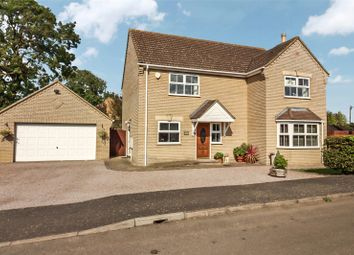 Mill Lane, Ramsey Forty Foot, Huntingdon, Cambridgeshire PE26. 4 bed detached house for sale