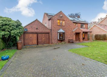 Thumbnail 4 bed detached house for sale in West Heslerton, North Yokshire