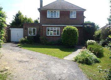 Thumbnail 4 bedroom detached house to rent in Halsford Park Road, East Grinstead