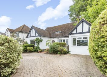 Oaken Lane, Claygate, Esher KT10. 4 bed detached bungalow