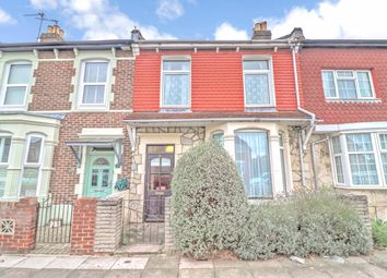 Bonchurch Road, Southsea PO4. 3 bed terraced house for sale