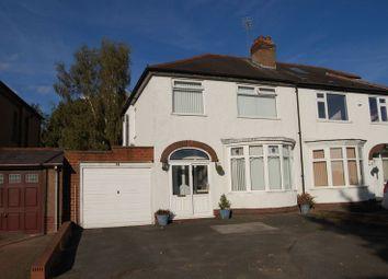 Thumbnail 3 bedroom semi-detached house for sale in Bhylls Lane, Finchfield, Wolverhampton