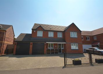 Thumbnail 5 bed detached house for sale in Pennyfields Boulevard, Long Eaton, Nottingham