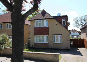 Thumbnail 4 bed detached house for sale in Glenhurst Rise, Upper Norwood, London