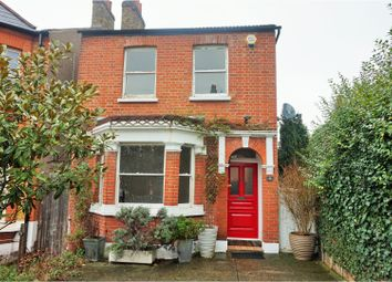 Thumbnail 3 bedroom detached house to rent in Genesta Road, London