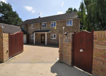Thumbnail 5 bed detached house for sale in Rectory Close, 3Bg