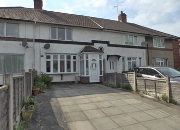 2 bed terraced house for sale in Prestwood Road, Birmingham B29