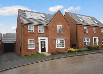 Thumbnail 4 bed detached house for sale in Dallington Avenue, Leyland