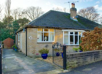Thumbnail 2 bed semi-detached bungalow to rent in Carr Manor Crescent, Meanwood, Leeds