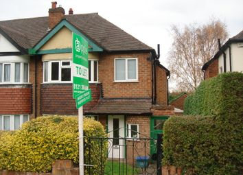Thumbnail 3 bed semi-detached house to rent in Greenridge Road, Handsworth Wood