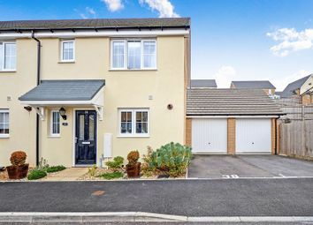 Thumbnail 3 bed end terrace house for sale in Centenary Way, Threemilestone, Truro