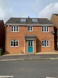 Thumbnail 4 bedroom semi-detached house to rent in Golwg Y Bont, Blackwood