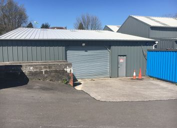 Thumbnail Industrial to let in Unit B Rockfield, Neath Abbey