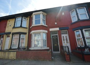 Thumbnail 2 bed terraced house to rent in Lily Road, Litherland, Liverpool