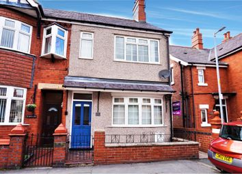 Thumbnail 2 bed end terrace house for sale in Osborne Street, Wrexham