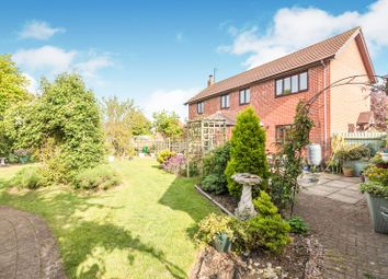 Thumbnail 4 bed detached house for sale in The Dell, Bodham, Holt