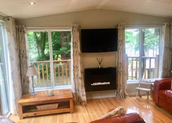 Thumbnail 2 bedroom lodge for sale in Rayrigg Road, Bowness-On-Windermere, Windermere
